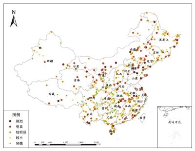 2016年国家级自然保护区人类活动遥感监测报告