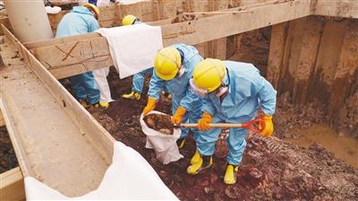 """上海挖掉一颗污染""""定时炸弹"""""""